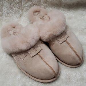 UGG Scuffette II Swarovski slippers